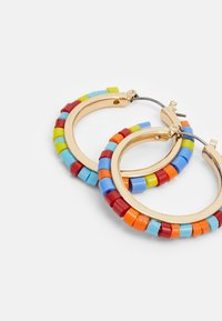 sweet deluxe - CRAFTED BEADS - Earrings - gold-coloured/multi - 2