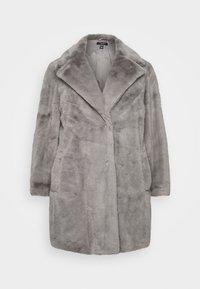 New Look Curves - WILLOW ECOM - Winter coat - dark grey - 5