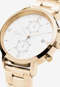 Carlheim - ADLER 42MM - Chronograaf - rose gold-silver - 1