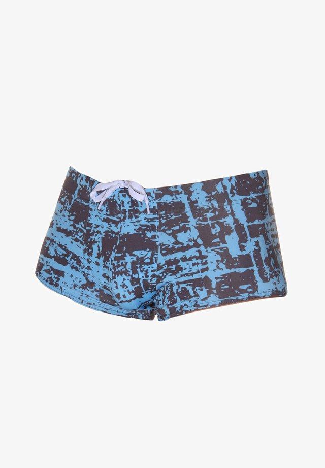 Swimming trunks - hellblau