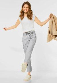 Street One - Trousers - grau - 0