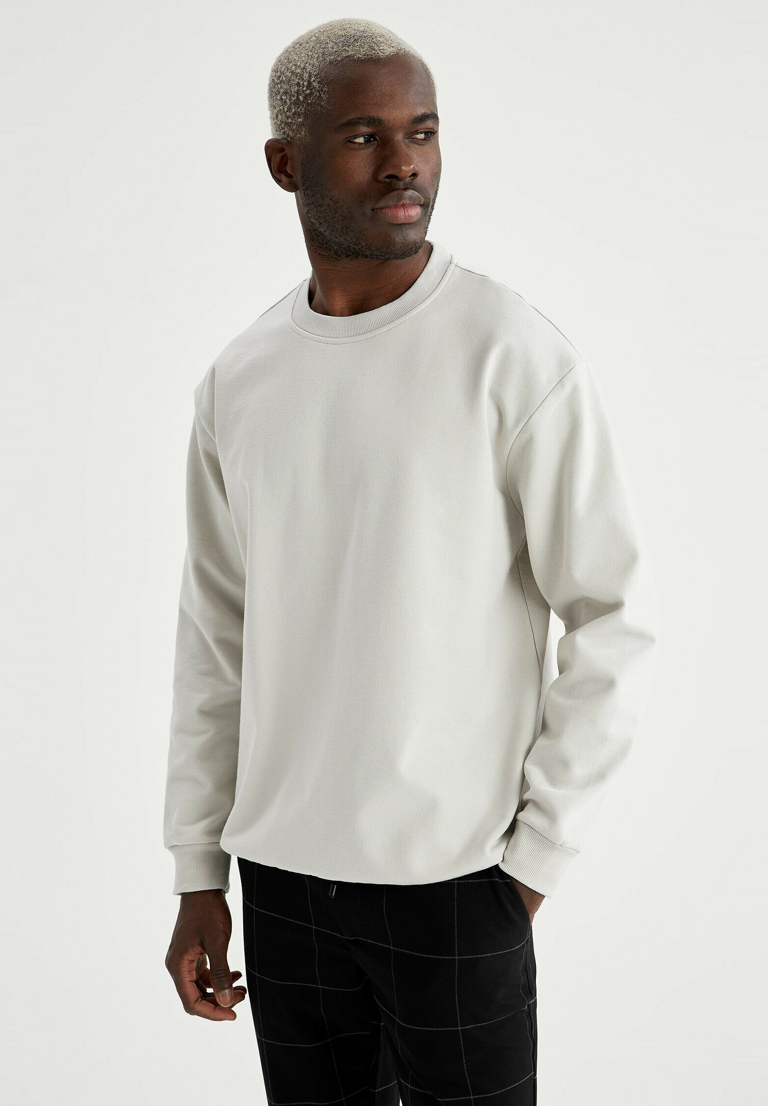 Homme OVERSIZED - Sweatshirt