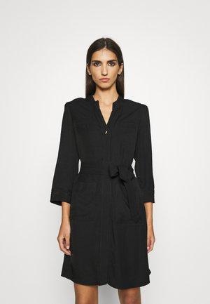 REALITY - Shirt dress - noir