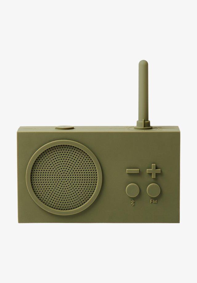 Radio - grün