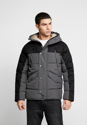 JPRICEBREAKER PUFFER JACKET - Winter jacket - black