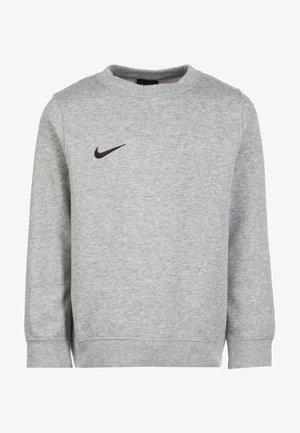 CLUB19 CREW FLEECE TM - Sweatshirt - mottled grey