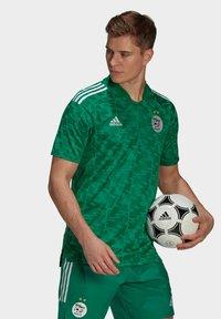adidas Performance - ALGERIE - Klubbkläder - green - 5