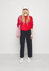Monki - Sweatshirt - red - 1