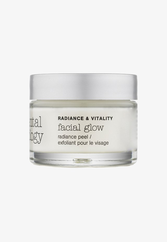 FACIAL GLOW RADIANCE PEEL 50ML - Face scrub - neutral