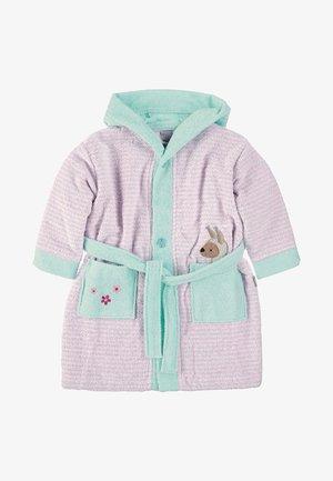 BADEMANTEL KUSCHELZOO LOTTE - Dressing gown - mint