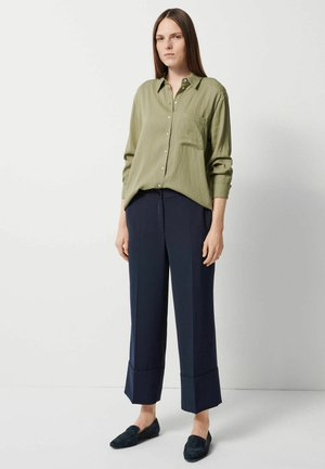 ZITA - Button-down blouse - khaki