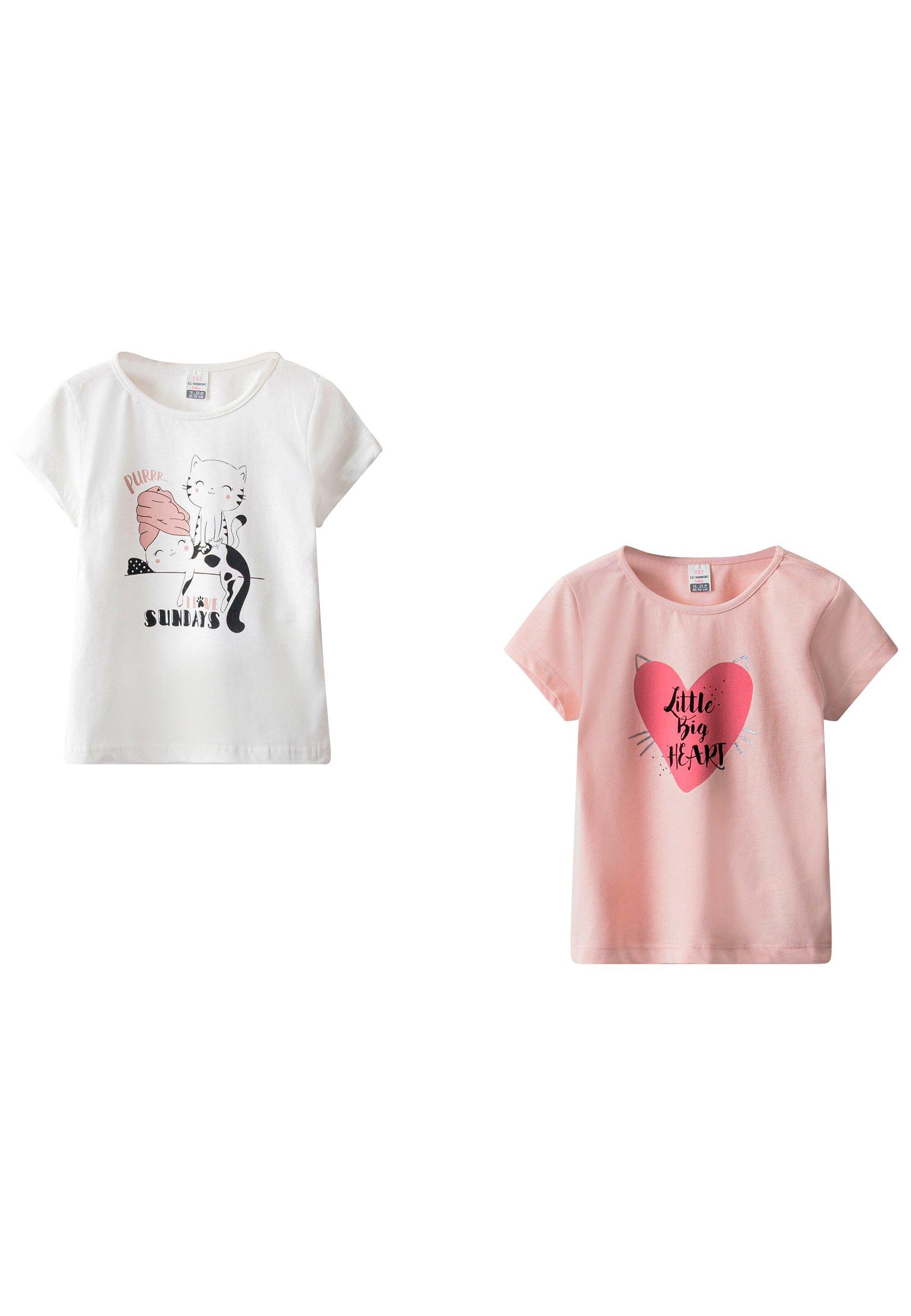 Enfant 2 PACK - T-shirt imprimé