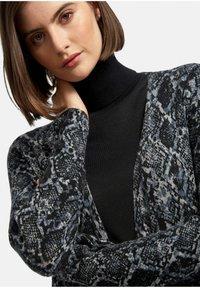 Include - Short coat - schwarz/multicolor - 4