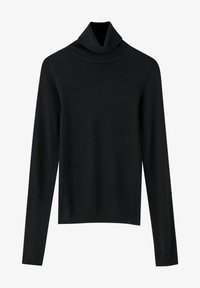 PULL&BEAR - Pullover - black - 5