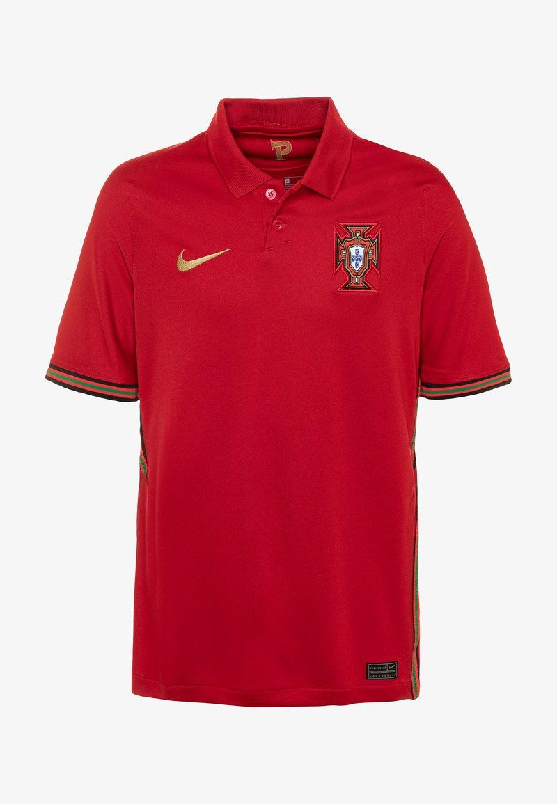 Nike Performance - PORTUGAL  - Club wear - gym red/metallic gold