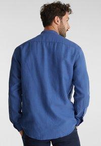Esprit - WINTERWAFFL - Shirt - grey blue - 2
