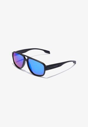 STEEZY - Okulary przeciwsłoneczne - black/blue