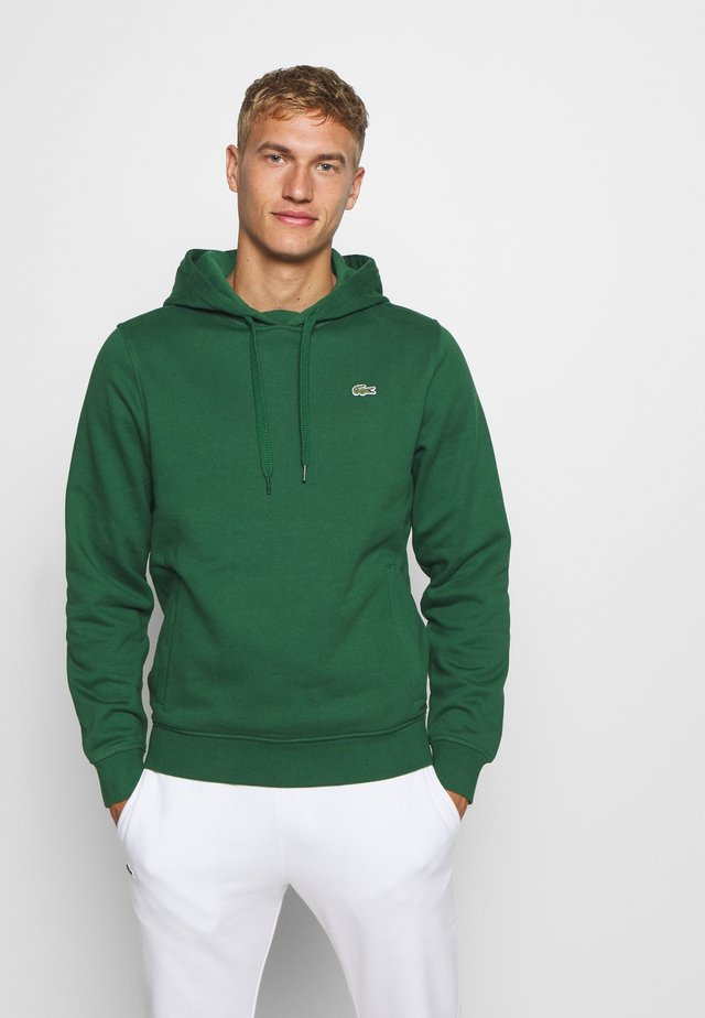 CLASSIC HOODIE - Jersey con capucha - green