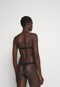 Cotton On Body - STEPHANIE 3PACK - Thong - black - 2