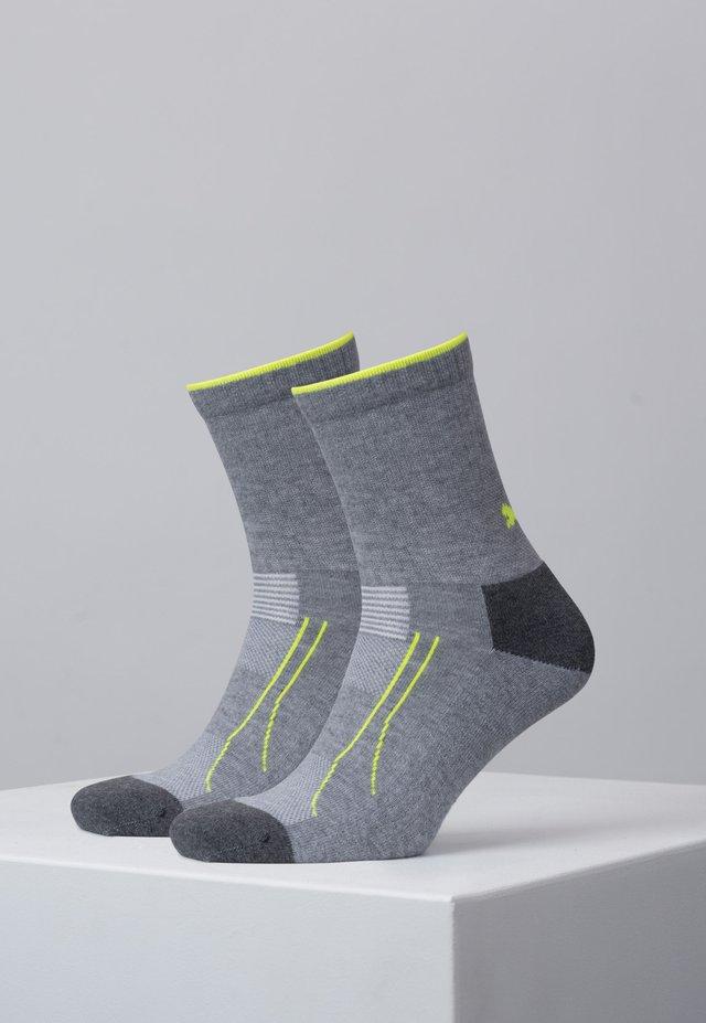 2 PACK - Socks - grey melange