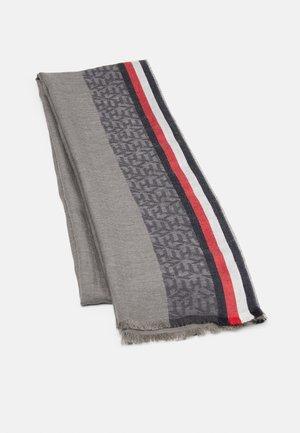 SELVEDGE SCARF UNISEX - Scarf - mid grey heather
