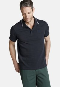 Charles Colby - GARMOND - Polo shirt - dark blue - 0