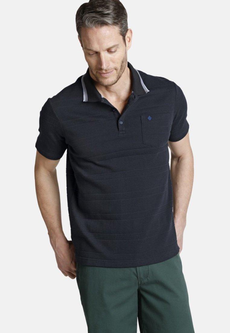 Charles Colby - GARMOND - Polo shirt - dark blue