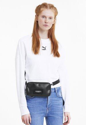 KVINNA - Bum bag - black