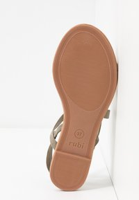 Rubi Shoes by Cotton On - EVERYDAY STRAPPY SLINGBACK - Sandals - khaki - 6