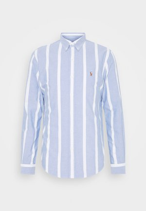 OXFORD - Shirt - blue/white