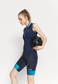 CMP - WOMAN BIKE - Top - blue - 4