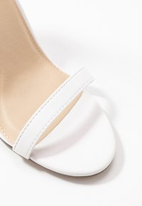 4th & Reckless - JASMINE - High heeled sandals - white - 2