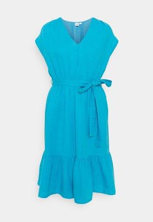 TIE WAIST DRESS - Denní šaty - freeze