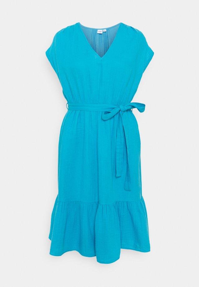TIE WAIST DRESS - Sukienka letnia - freeze