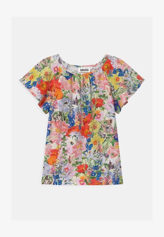 RACHEL - Print T-shirt - light pink
