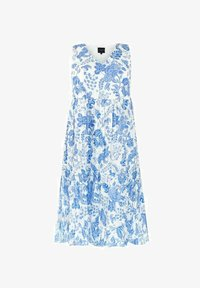 Live Unlimited London - FLORAL - Day dress - blue, white - 1