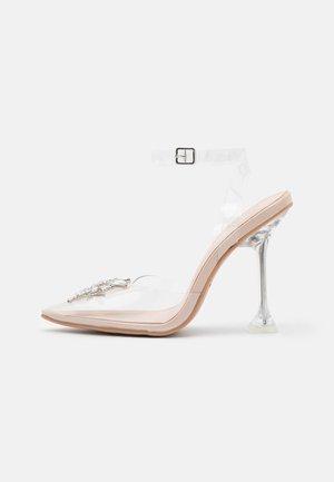 STERLING - Classic heels - nude