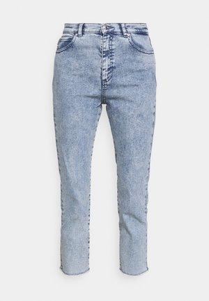 GAYANG - Slim fit jeans - turquoise/aqua