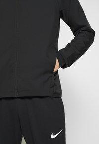 Nike Performance - DRY TEAM - Giacca sportiva - black/black - 5