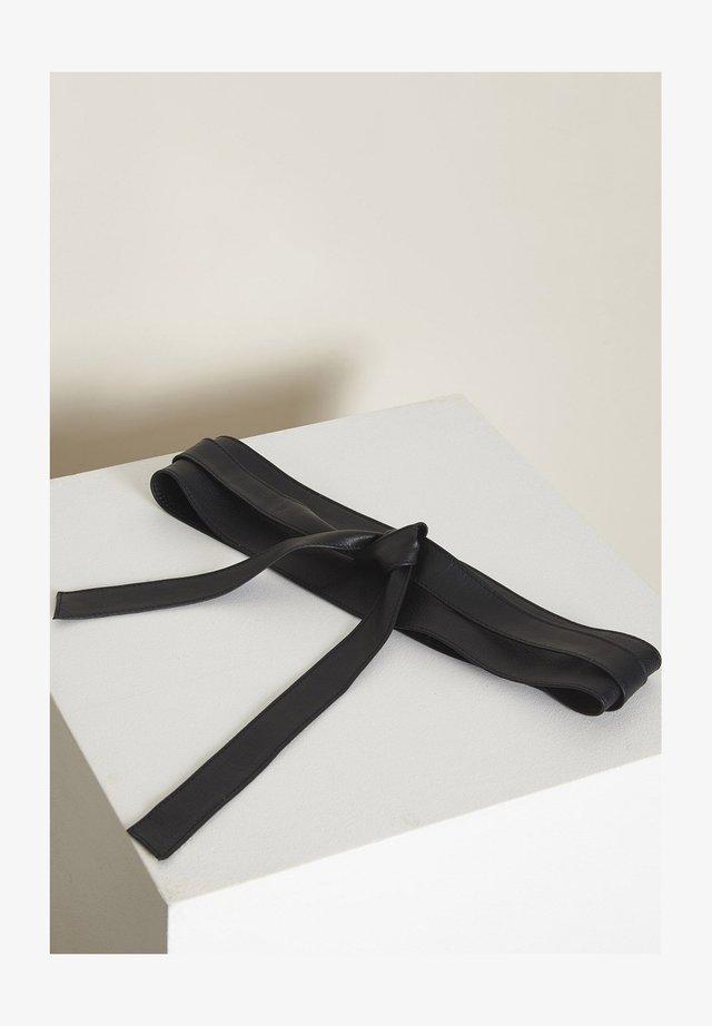 Waist belt - noir