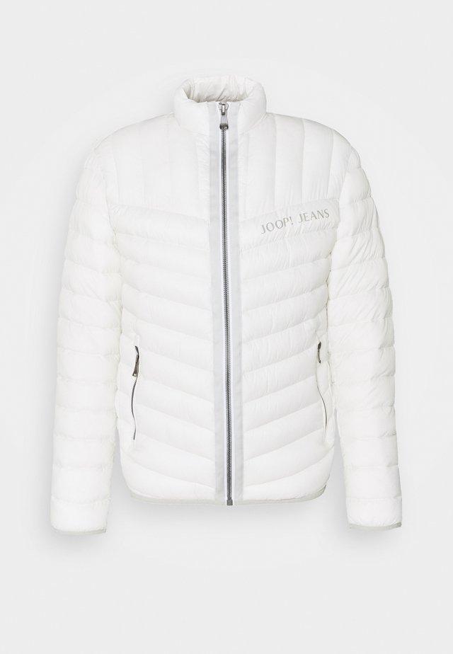 GIACCOMOS - Lehká bunda - white