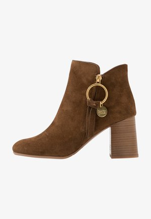 Kotníková obuv - savana