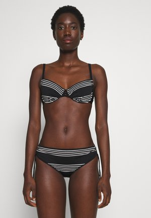 SET - Bikini - black/white