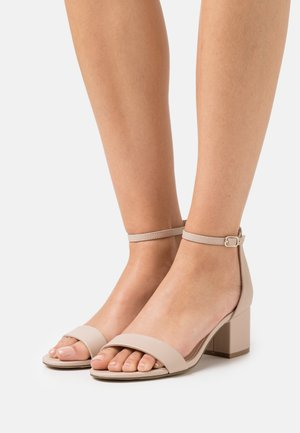 ILEANA - Sandals - nude paris