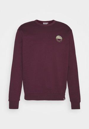 Sweatshirt - bordaux