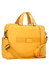 Piquadro - AKRON  - Briefcase - yellow - 2