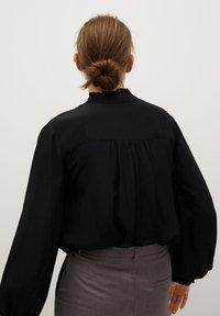 Mango - CACHITO - Button-down blouse - černá - 2