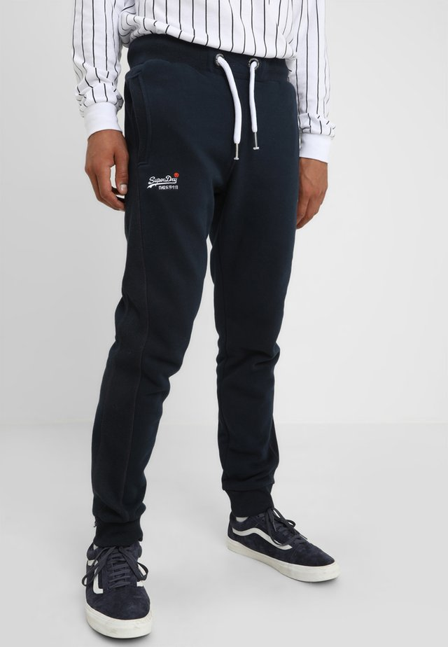 Tracksuit bottoms - eclipse navy