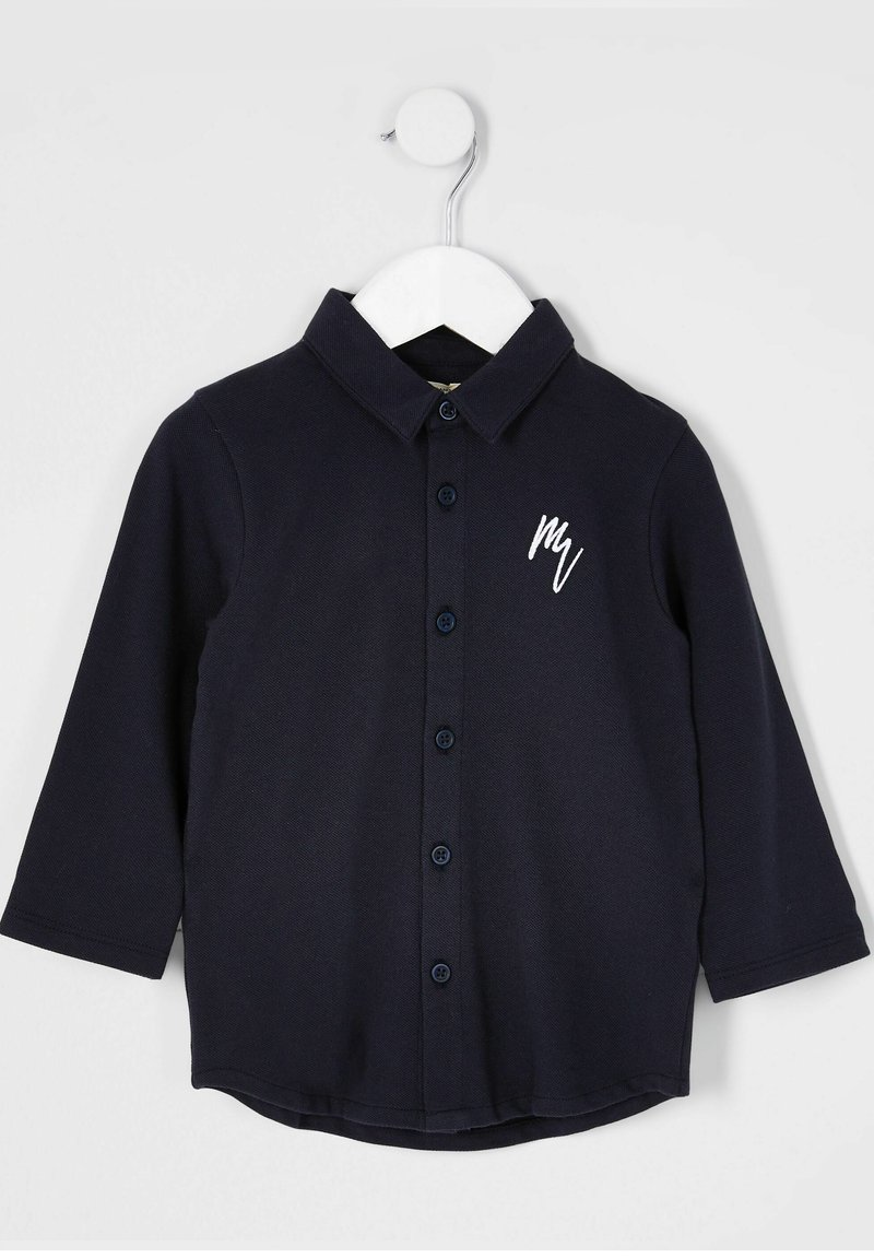 River Island - Shirt - navy