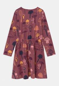 Lindex - MINI MUSHROOM - Sukienka z dżerseju - pink - 1